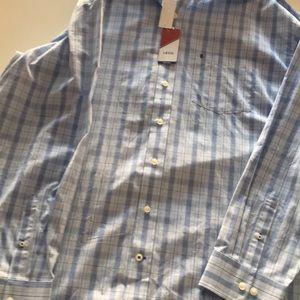 NWT men dress shirt